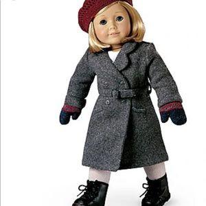 Retired American Girl Kits Winter Coat